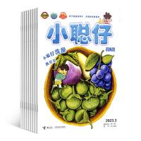 小聪仔婴儿版杂志 母婴亲子期刊图书2021年7月起订全年订阅  育儿百科 育儿书籍 0 3岁 杂志铺 杂志订阅