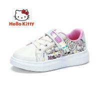 【3折价:107.7元】凯蒂猫2020秋款透气便捷女童运动鞋K0533935