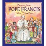 【预订】Lessons from Pope Francis for Children