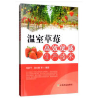 温室草莓高效优质生产技术