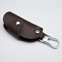 男士钥匙包 头层牛皮简约钥匙扣 新款创意汽车钥匙锁匙包