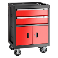 汽修工具车多功能工作台车间带抽屉铁皮柜维修工具推车五金工具箱