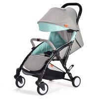 婴儿推车轻便简易可坐可躺折叠超轻便携儿童推车迷你BB手推伞车a349zf10