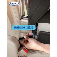 美国原版graco葛莱靠背版儿童汽车安全座椅增高坐垫3-12岁ISOFIX