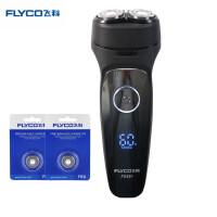 飞科(FLYCO)电动剃须刀FS881全身水洗一小时快充刮胡刀智能剃须男士剃须刀txd(送原装刀头)