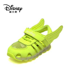 【达芙妮超品日 2件3折】disney/迪士尼米老鼠系列炫酷小翅膀舒适男童儿童凉鞋
