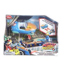 米奇和他的朋友们回力赛车玩具车2件套装礼盒装男孩儿童宝宝玩具 唐老鸭回力赛车玩具套装