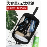 商务旅游男士洗漱包健身洗漱用品收纳包大容量防水洗浴包化妆包女