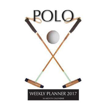 【预订】Polo Weekly Planner 2017: 16 Month Calendar 预订商品,需要1-3个月发货,非质量问题不接受退换货。