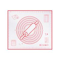 【好货】大号硅胶垫带刻度擀面垫揉面垫子不沾烘焙工具和面板 单张