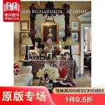 John Richardson: At Home 约翰・理查森:家居室内设计 英文原版