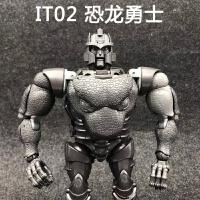 变形玩具金刚 BW超能勇士ko mp41猛兽侠 恐龙勇士 只是订金,非玩具全款