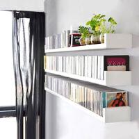 U型隔板免打孔墙上置物架客厅装饰转角卧室壁挂书架墙壁搁板木板