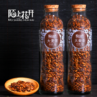 买1送1陌上花开大麦茶原味非袋泡茶韩国日本烘焙型麦芽茶200g/罐