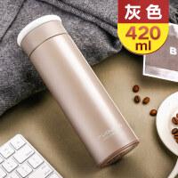 真空不锈钢保温杯男女士便携可爱茶杯儿童大容量创意定制水杯抖音