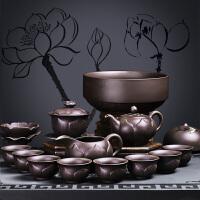 【新品】整套紫砂功夫茶具套装家用茶杯懒人西施壶陶瓷配件茶壶单壶