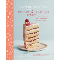 【特惠包邮】Afternoon Tea下午茶甜点 Cutter & Squidge Bakery