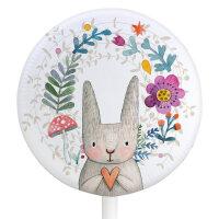 电风扇罩子小孩防夹手防护网罩全包落地扇套圆形小太阳防尘罩
