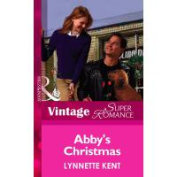 Abby's Christmas (Mills & Boon Vintage Superromance) (At th