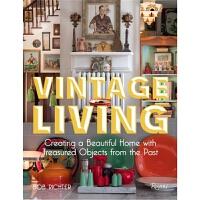 预订Vintage Living:Creating a Beautiful Home with Treasured Ob