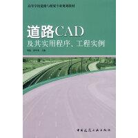道路CAD及其实用程序、工程实例