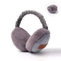男女生冬季可调节后戴耳罩加厚耳套保暖儿童耳暖耳包护耳折叠耳捂