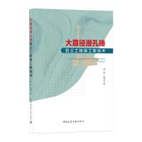 正版现货 大直径潜孔锤岩土工程施工新技术 雷斌 尚增弟著 9787112257287 中国建筑工业出版社