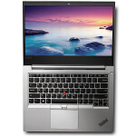 联想ThinkPad 翼480(0VCD)14英寸轻薄窄边框笔记本电脑(i5-8250U 8G 500GB+128G固态 2G独显 Win10)银色