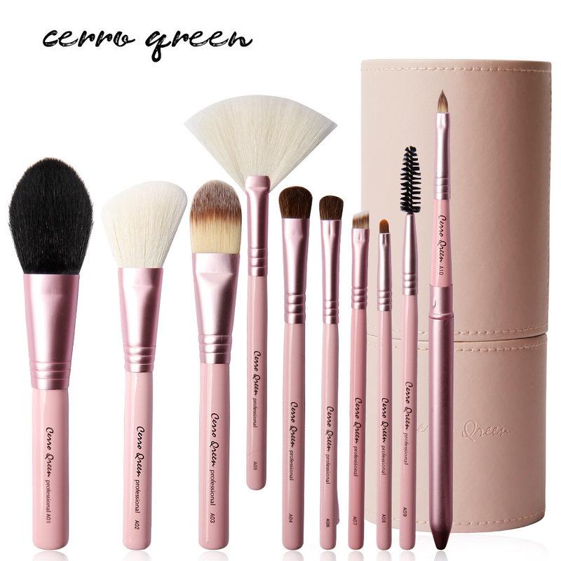 10支化妆刷套装动物毛化妆工具全套眼影刷唇刷散粉刷  其它材质 发货周期:一般在付款后2-90天左右发货,具体发货时间请以与客服协商的时间为准