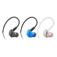 运动耳机四单元HIFI音乐DIY入耳式手机耳塞重低音