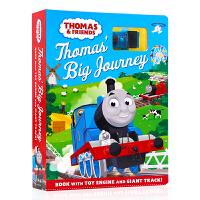 小火�托�R斯�道���玩具���板�� 英文原版Thomas & Friends Thomas' Big Journey �和�