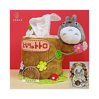 防伪 TOTORO授权龙猫纸抽 树形纸巾抽 纸巾盒/日本宫崎骏系列