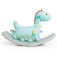 儿童木马摇马玩具宝宝加厚摇摇马大号车塑料婴儿摇椅1-2周岁礼物