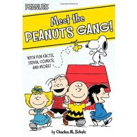 Snoopy-Peanuts: Meet the Peanuts Gang!: With Fun Facts, Tri