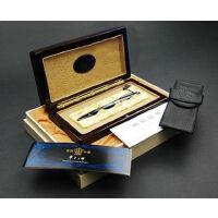 德国公爵金笔夜明珠89A-3铱金笔礼品笔 公爵套装钢笔14K金笔