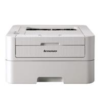 联想激光打印机LJ2205 联想黑白激光打印机 家用办公打印A4幅面 桌面轻巧打印机 激光打印不堵头,鼓粉分离成本低