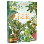 【T&H】Remarkable Trees 非凡的树木 植物学图鉴插图艺术 英文原版