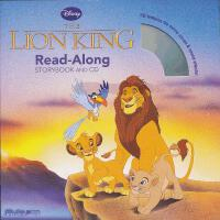 Read-Along系列:The Lion King 狮子王(书+CD) ISBN9781423137689