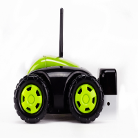 云伴智能手机远程遥控视频车看家机器人家用移动wifi摄像头监控器