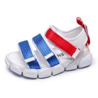 2019夏季新款女童男童软底沙滩鞋中大童男童鞋儿童宝宝凉鞋