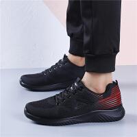老北京布鞋男款单鞋春秋透气软底系带休闲运动鞋中老年爸爸散步鞋