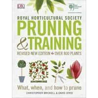 预订RHS Pruning and Training:Revised New Edition; Over 800 Pla