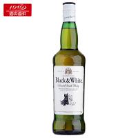 【1919酒类直供】40°黑白狗苏格兰威士忌 700ml