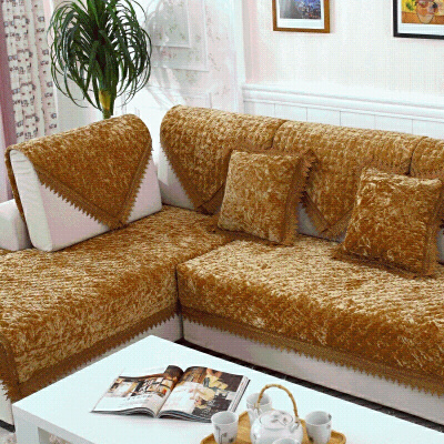 欧式沙发垫布艺时尚防滑沙发坐垫皮沙发套蕾丝毛绒沙发套巾定制   定制商品(定金)下单前请咨询客服,定制商品以咨询客服为准。否则本店有权不发货。