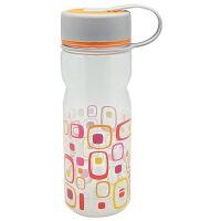 [当当自营]LOCK&LOCK乐扣 棒棒糖系列水杯650ml橘色 HLC603TO