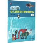 图解:幼儿园班级主题环境创设(小班) 9787565125157
