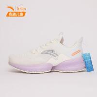 【到手价243】安踏儿童童鞋跑鞋2021夏季新款软底女中大童跑步鞋322125511