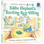 """幼儿园里的26个开心果:有趣的""""蛋保姆"""" Animal Antics A to Z : Eddie Elephant'"""