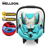 儿童汽车座椅 提篮式座椅 反向安装 0-15个月