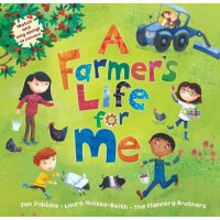 A Farmer's Life for Me(A Barefoot Singalong)小农夫(书+CD)ISBN97